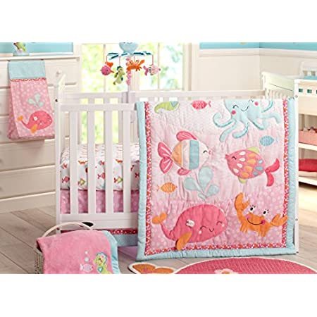 51pvIsq3XZL._SS450_ Nautical Crib Bedding and Beach Crib Bedding