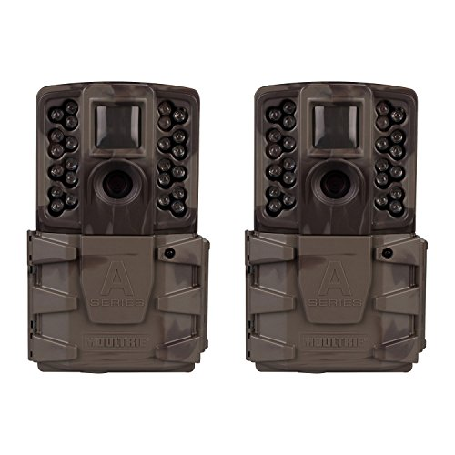 - Moultrie A-40 Pro 14MP Low Glow Infrared Game Camera (2 Pack)