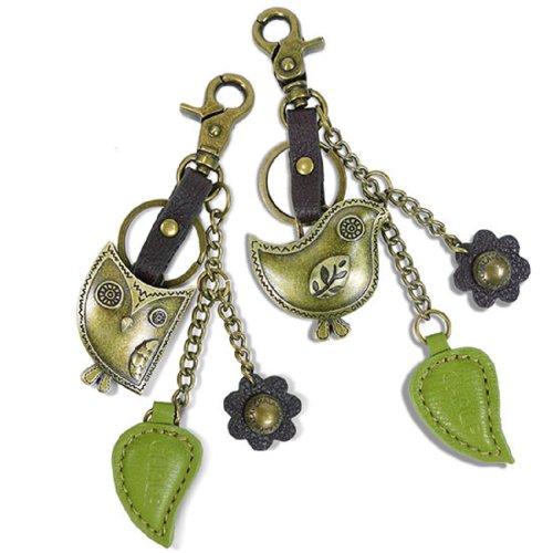 """ Charming Chala Bird Key Chain or Bag Purse Charm"""