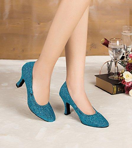 Bleu moderne Jazz femme et Minitoo 1qBaRn