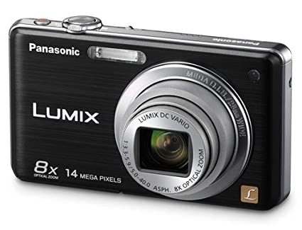 panasonic dmc fh20 user manual