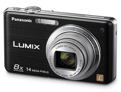 amazon com panasonic lumix dmc fh20k 14 1 mp digital camera with rh amazon com Mega Rayquaza Mega Garodos