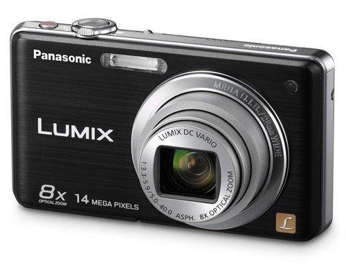 Panasonic Indoor Camera Lens - 9