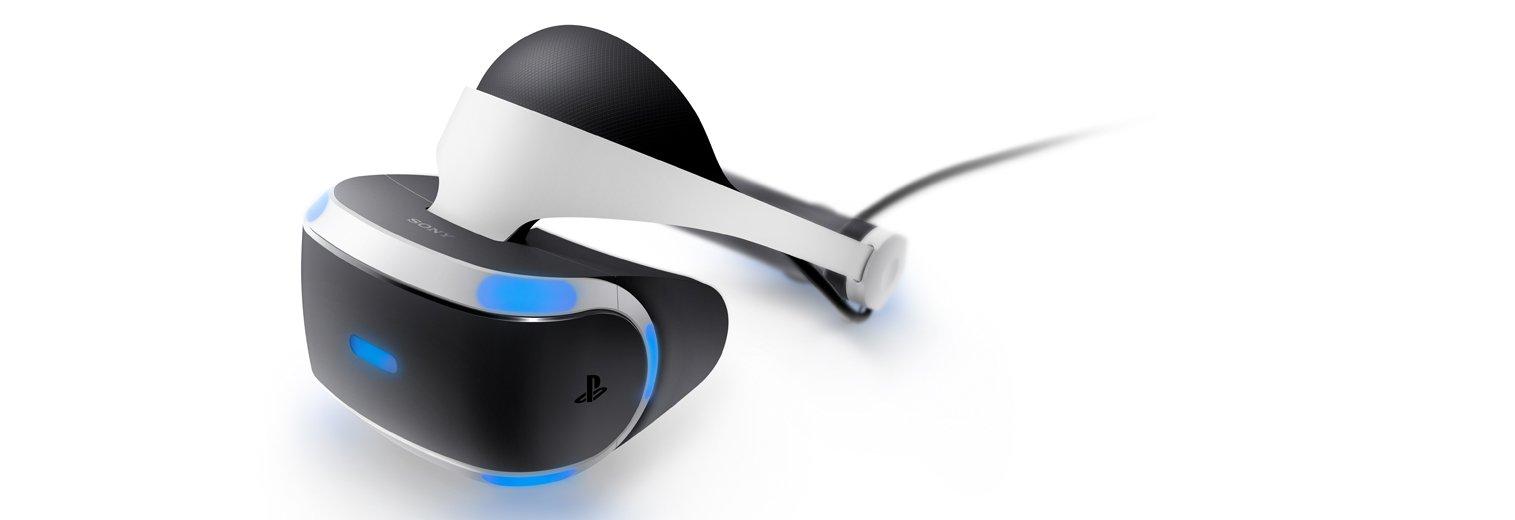 PlayStation VR + Camera + StarBlood Arena