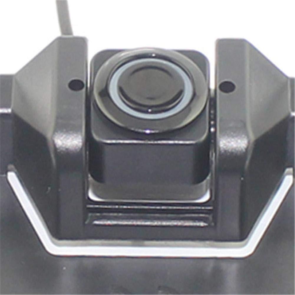 Plaque dimmatriculation europ/éenne Capteur de stationnement. yizhi2325 Syst/ème de Radar de Marche arri/ère avec /écran LCD num/érique et 3 capteurs de stationnement