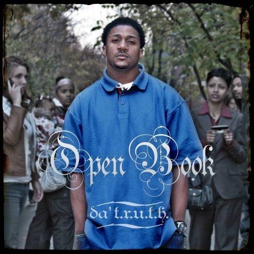 Open Book Open Christian Cross