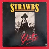STRAWBS Ghosts LP Vinyl VG+ Cover VG+ Lyric Sleeve AM 1975 SP 4506