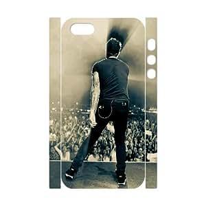 Adam Levine 3D Custom Durable Hard Plastic Case Cover LUQ894548 For Iphone 5,5S