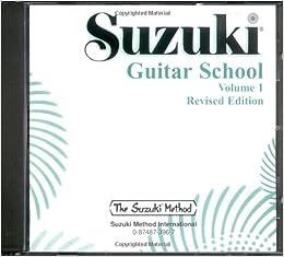 Suzuki Guitar School CD 1 (The Suzuki Method): Amazon.es: Suzuki ...