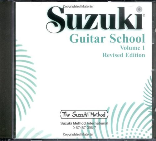 Suzuki Guitar School CD 1 (The Suzuki Method): Amazon.es: Suzuki ...