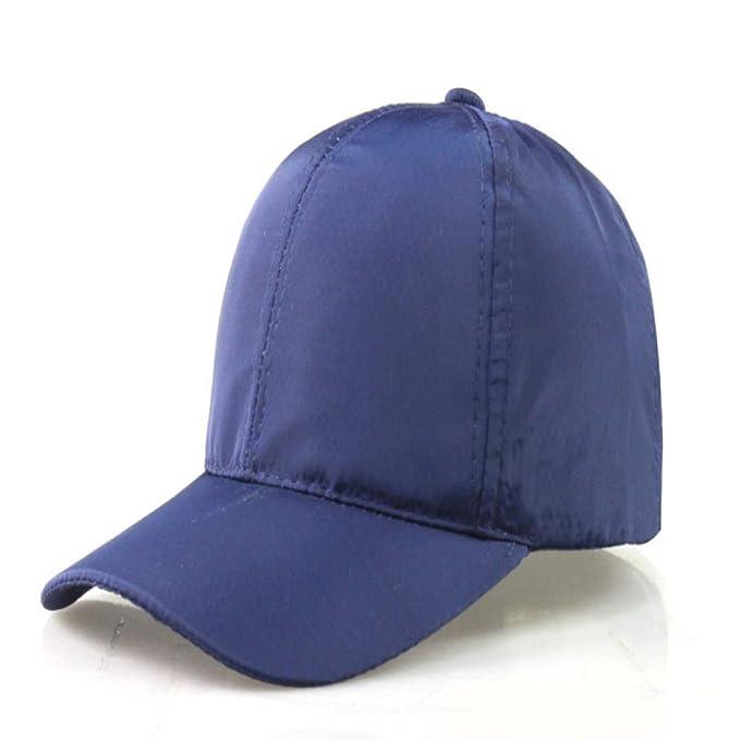 zlhcich Sombrero de Sol de Verano para Hombres Sombrero Gorra de ...