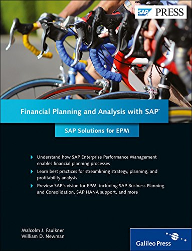 Financial Planning and Analysis with SAP: SAP Solutions for Enterprise Performance Management (EPM)