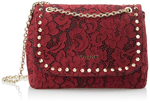 bordeaux Bag Cross body Women's Aa8pfq Set Twin Rosso q1px00