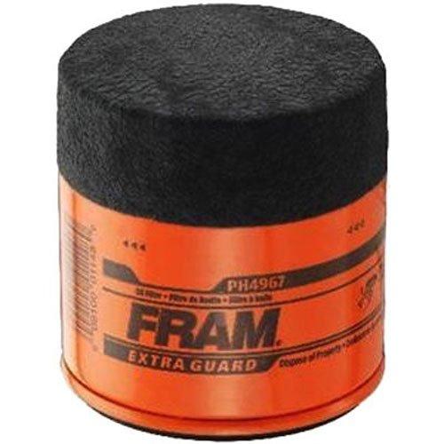 Fram Ph4967 Extra Guard Passenger Car Spin On Oil Filter