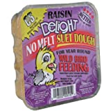 C&S 12515 Raisin Delight Suet, 11.75-Ounce