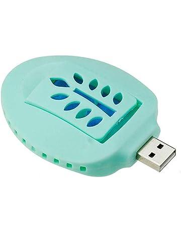 Poetic-House Asesino de Mosquitos USB portátil, Repelente de Mosquitos eléctrico, Dispositivo Repelente