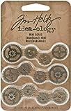 Advantus - Tim Holtz - Idea-Ology Collection - Mini Gears (6 Pack)
