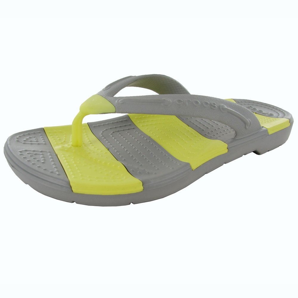 24faaf569e3 Galleon - Crocs Beach Line Flip Flops