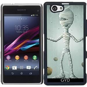 Funda para Sony Xperia Z1 Compact - Momia by GiordanoAita