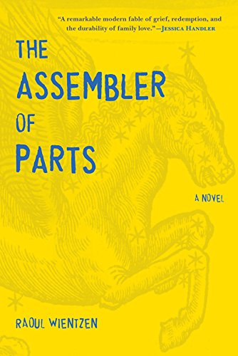 The Assembler of Parts: A Novel cover
