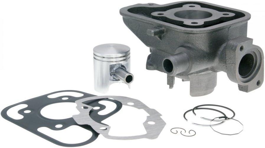 Zylinderkit 50ccm f/ür Peugeot liegend LC