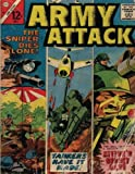 Army Attack :Volume 38: history comic books,comic book,ww2 historical fiction,wwii comic,Army Attack