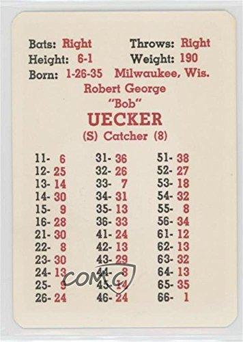Bob Uecker (Baseball Card) 1967 APBA Baseball
