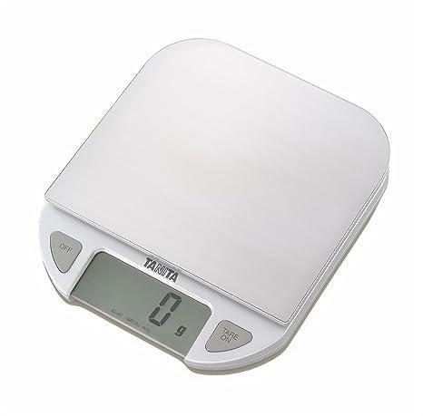 Amazon.com: Tanita 3 kg Acero inoxidable kd-407 Digital ...