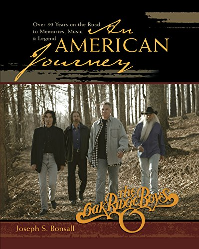 An American Journey: 30 Years on the Trail to Memories, Music, & Legend