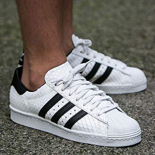 cheaper ba29d c3f9b Trainers Men s Originals White Adidas Us13 Core Superstar 80s dSSFqz
