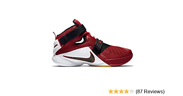 Amazon.com | Nike LEBRON SOLDIER IX PRM mens basketball-shoes | Basketball