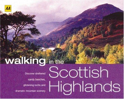 AA Walking in the Scottish Highlands (Walking Books) pdf epub
