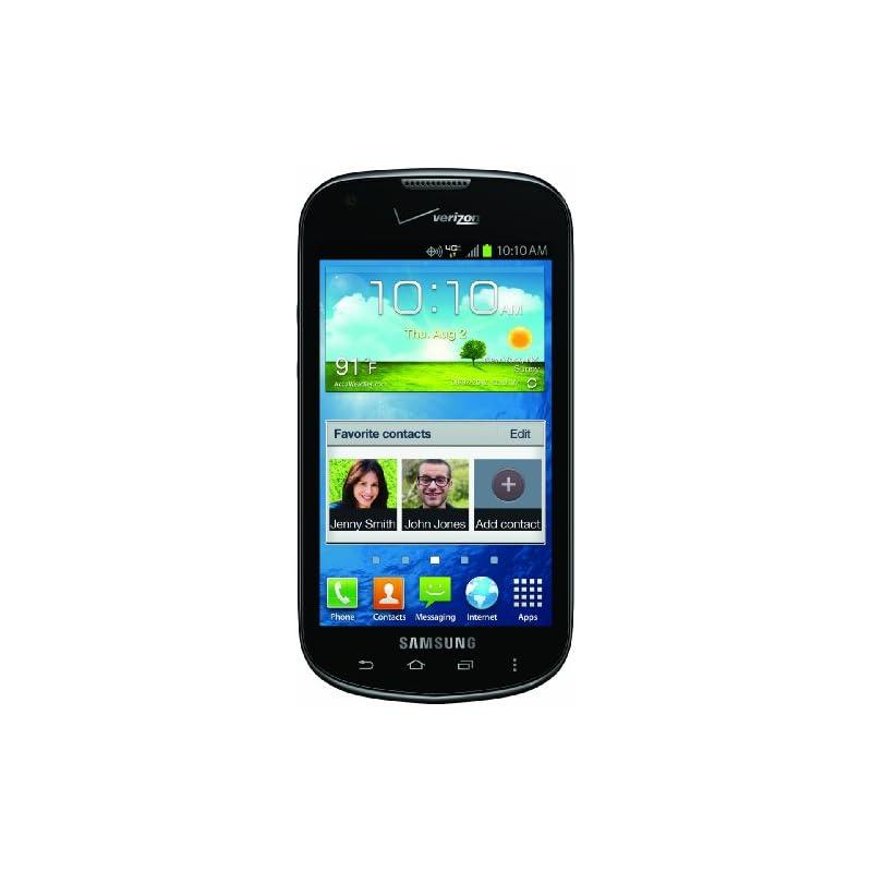 Samsung Galaxy Stellar SCH-I200 Black -