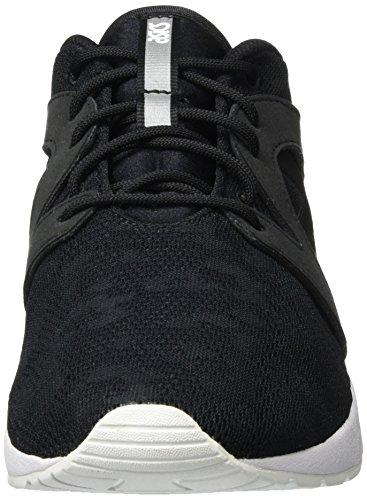 Lyte Black Komachi Damen Gel Sneaker Asics Black Schwarz wqgE0C