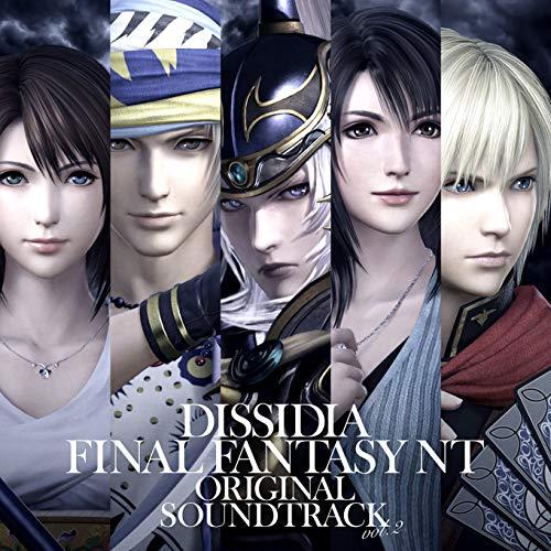 Dissidia Final Fantasy Nt (Original Soundtrack)