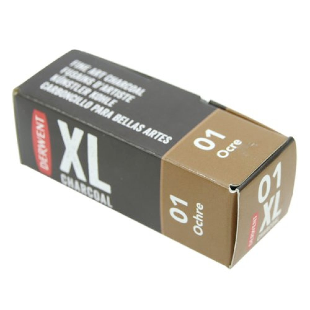 Derwent XL Charcoal Ochre Acco Uk Limited