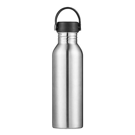 Factorys Botella de Agua Acero Inoxidable portátil para ...