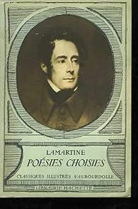 Lamartine. poésies choisies par Louis-Fernand Flutre