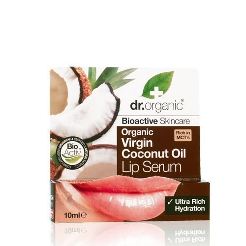 Dr. Organic Serum Labial Virgin Coconut Oil 10 ml DRC11008