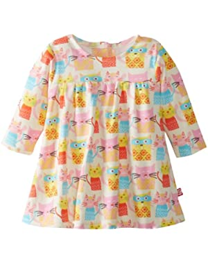 Baby-Girls Newborn Wonder Cat Princess Dress