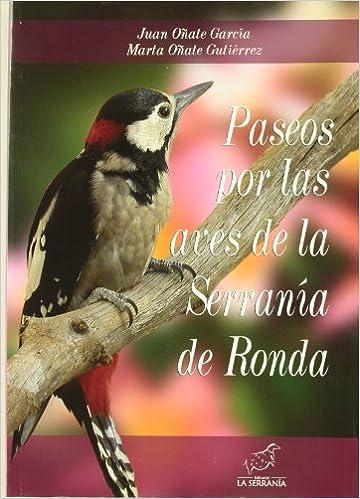 Paseos por las Aves de la Serranía de Ronda (Boissier)