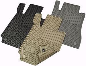 Tom Masano Mercedes >> Amazon.com: Mercedes Benz E Class Genuine OEM Factory All Season Floor Mats -BLACK-2010-2013 ...