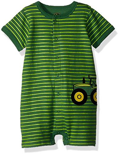 John Deere Baby Boys' Romper