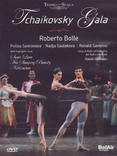 Tchaikovsky Gala by Roberto Bolle B01GUP5X28