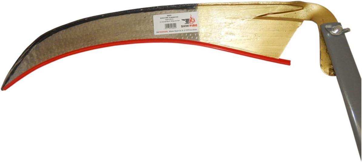SHW-FIRE 59080 Klappsense Blatt 65cm