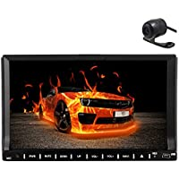 Hot Sale Double din Car DVD Player HD Digital TouchScreen 2din 7 Car Stereo...