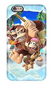New Arrival Case Cover With LFokWWM997zcQcK Design For Iphone 6- Donkey Kong Country: Tropical Freeze