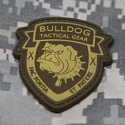 Bulldog Tactical Gear Morale Patch - Desert (Desert Arizona Flag Patch)