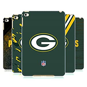 Official NFL Green Bay Packers Logo Hard Back Case for Apple iPad mini 4