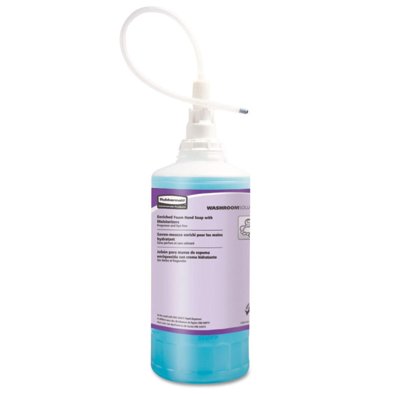 Technical Concepts 750386 One Shot Foam Lotion Hand Soap Refill, 1,600 Ml Per Refill